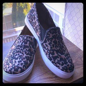 ✨✨EUC Steve Madden Leopard Symba Sneakers Sz 8M✨✨
